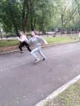 Школьный этап троеборья Всероссийских Президентских игр – пройден!